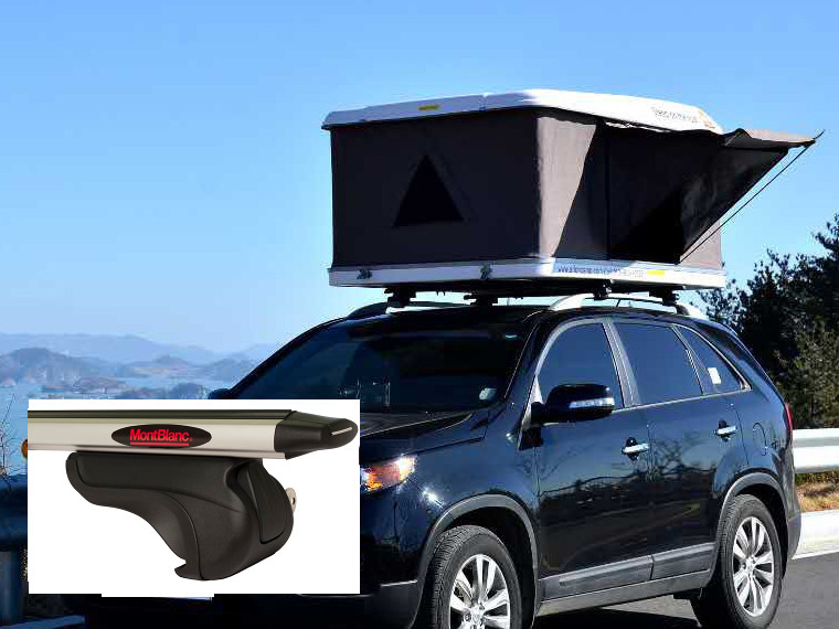 Mag Tower 2 Man Hard Shell Roof Tent Amp Roof Bars For